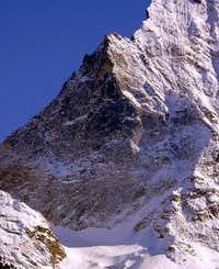 The Black Triangle 3378m