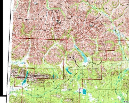 Brooks Range Climbing Hiking Mountaineering SummitPost