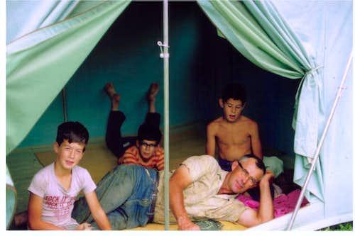 45 Pound Tent (1970)