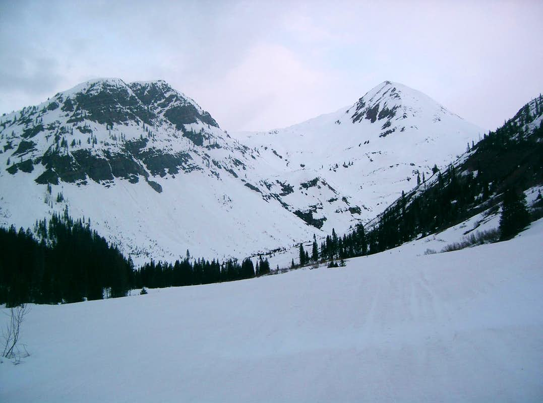 Cascade Mountain, Augusta Mountain & Mineral Point A