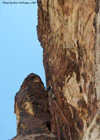 Caging the Zealot, 5.10b