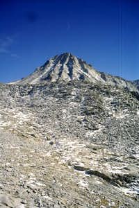 Mount Brewer from Sphinx...