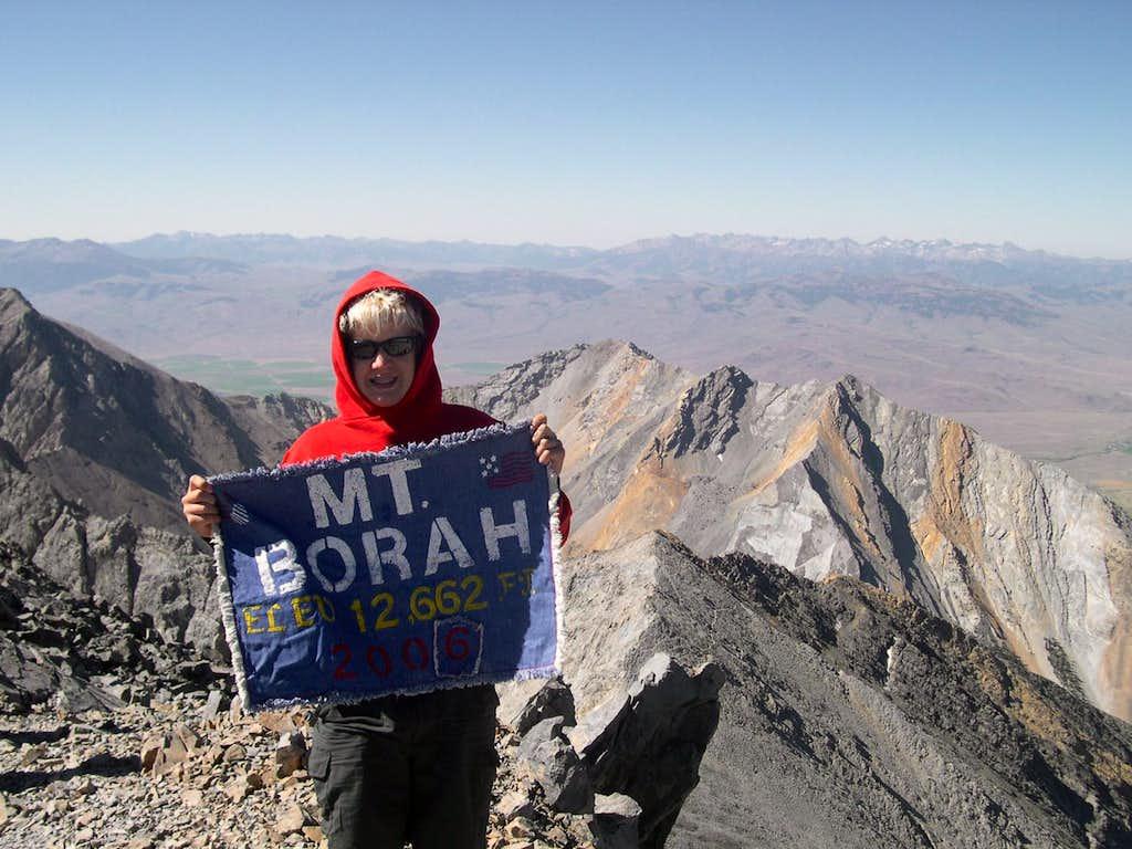 Mount Borah