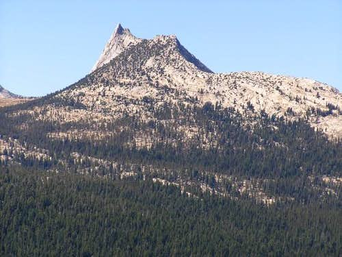 Cathedral Peak from Tuolomne...