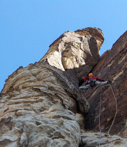 Conditional Bliss, 5.10a