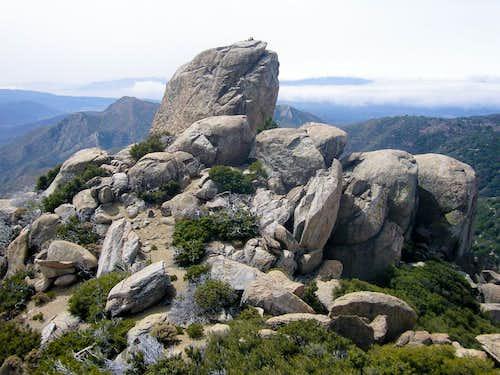 Pine Mountain (Desert Divide)