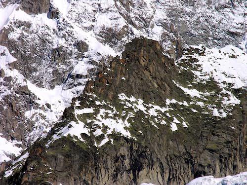 Le Rognon de la Boteille (3304 m)