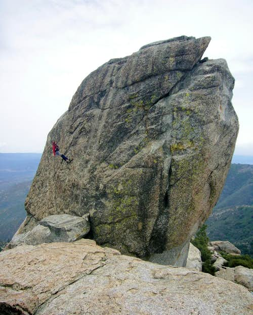 North Face of Pinnacle