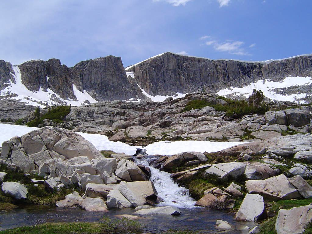 Granite Lakes Cataract