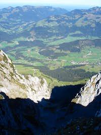 Route Egersgrinn