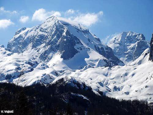 Kolata massif