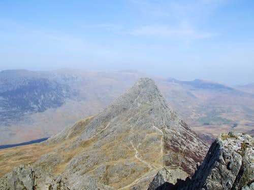 South ridge of Tryfan
