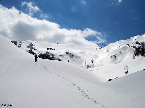 Volusnicka Dolina valley