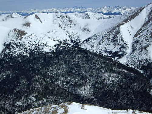 Woods Mountain & Watrous Gulch