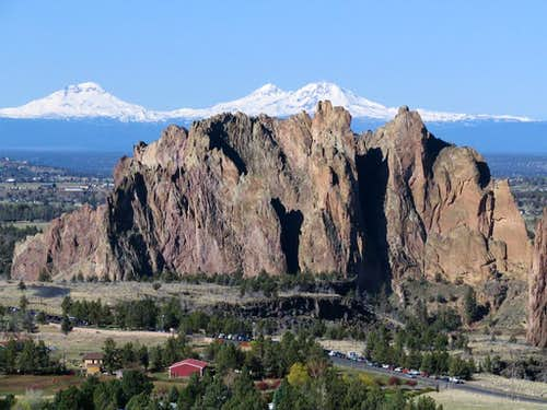 Smith Rock Group & 3 Sisters