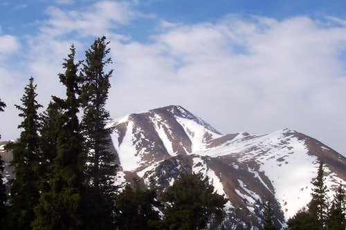 Mount Elbert North Face