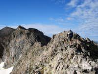 Along Neva's North Ridge