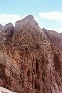 Mt. Eolus from North Eolus