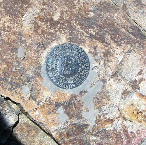 Mt. Pinos  (CA) Witness Benchmark