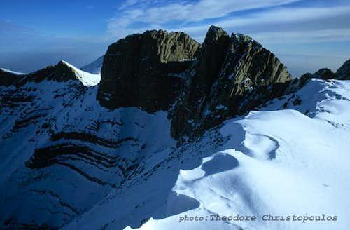 Summits classic view.