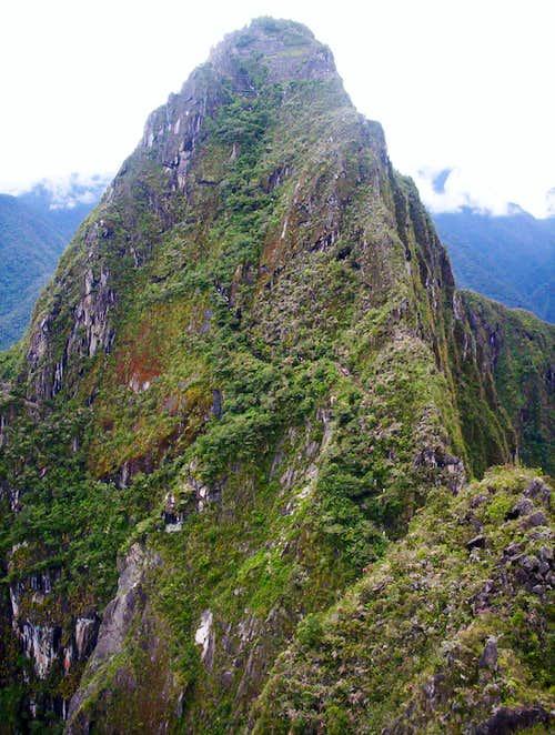 Huayna from Huchuy