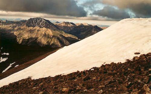 Mount Elbert Summit View