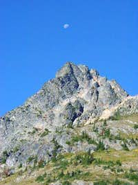 Whistler Mountain neighboring...
