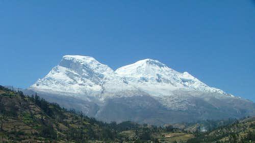 Huascaran widescreen
