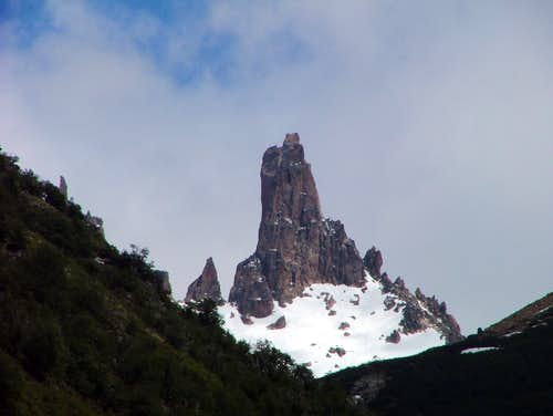 Cerro Catedral, Torre Principal (2405m)