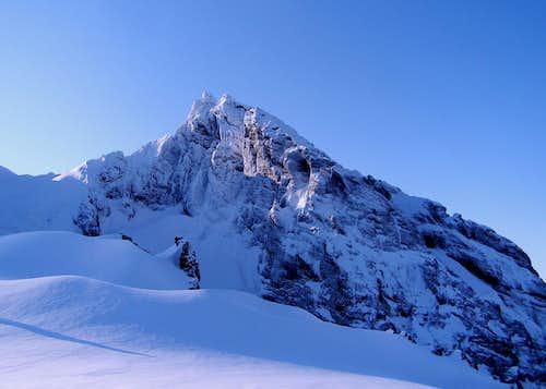 Lincoln Peak North Face