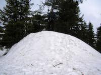 Summit of Romanka