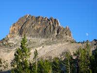 knuckle peak
