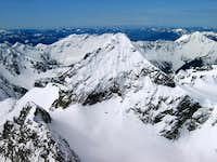 Snowfield East Face