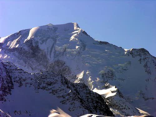 L'aiguille de Bionassay (4052 m)