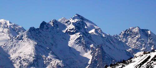 Il Monte Paramont - La Salle