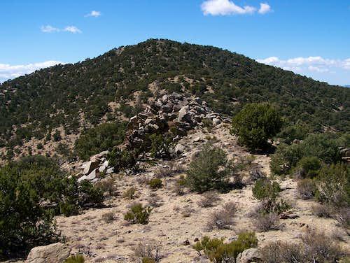 McCullough Mountain 3-24-07