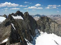 North Pal from Sill Summit