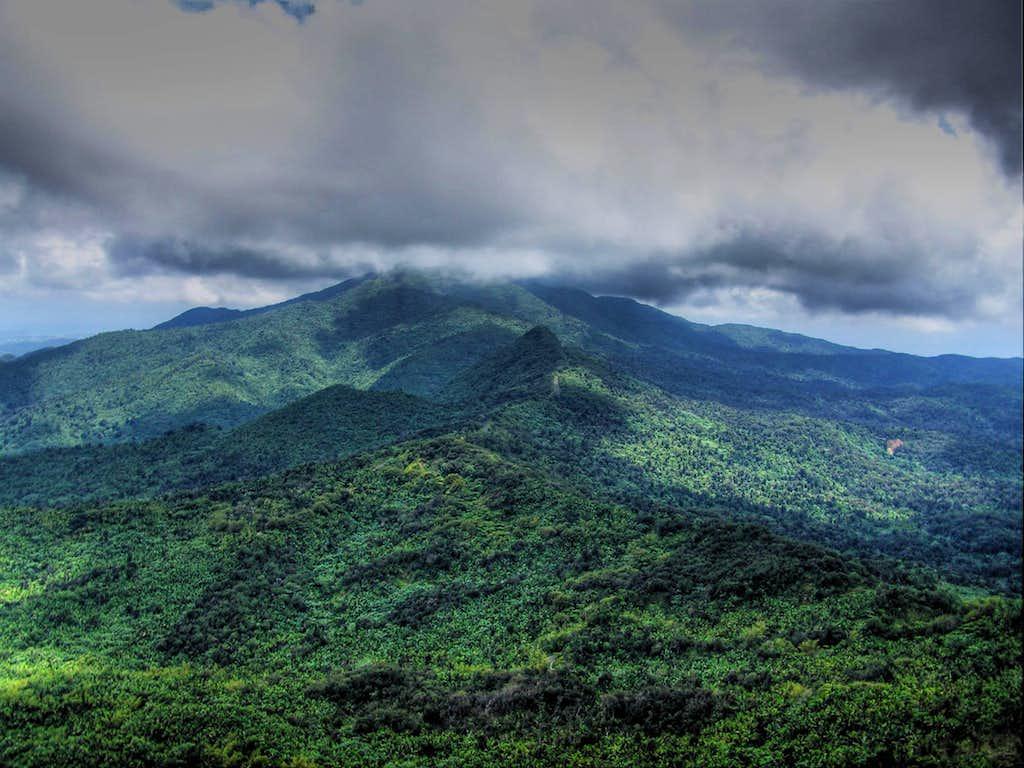 Pico del Este