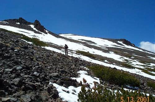 north summit approach