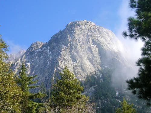 Tahquitz Rock (Lily Rock)