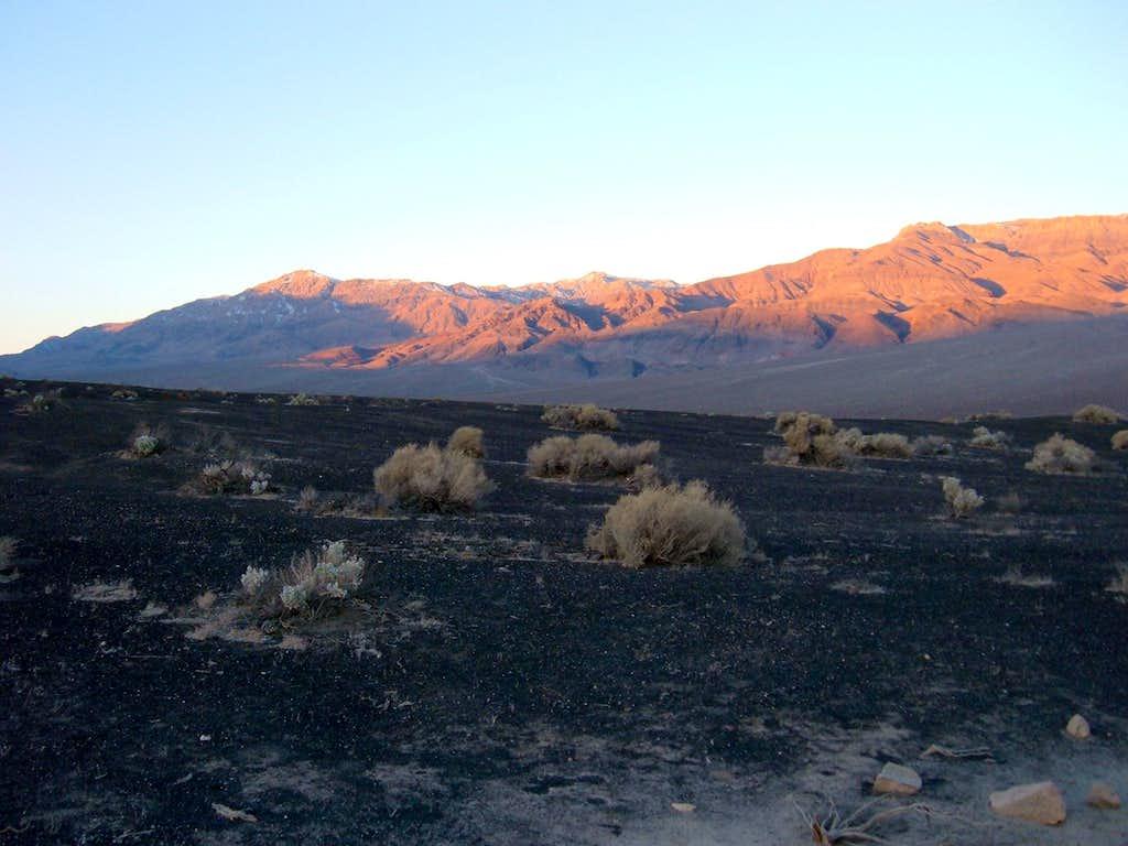 Sunrise On Dry Mt