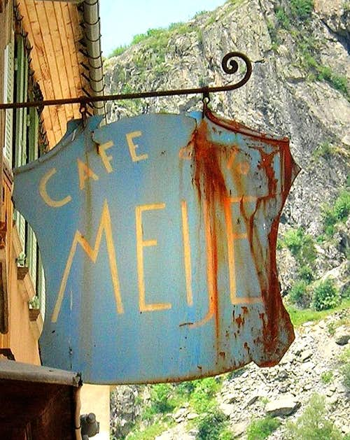 Café de la Meije