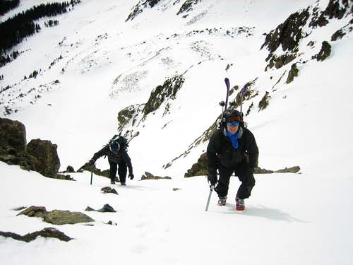 Lake Fork Couloir