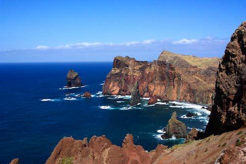 Madeira, pen. São Lorenço