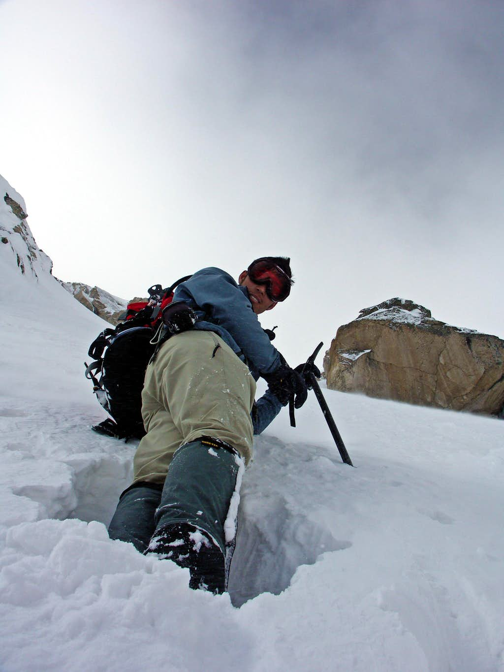 Looks Steep
