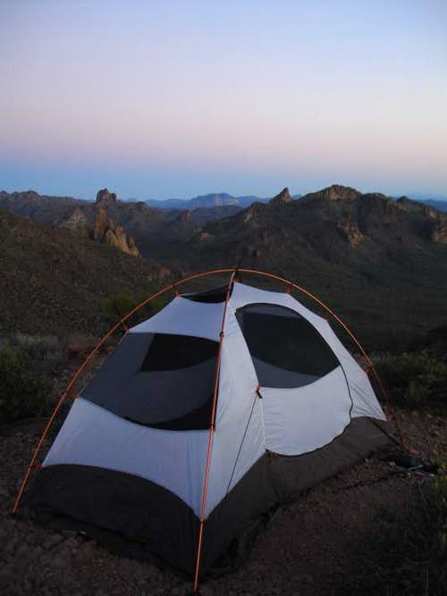Great camping spot
