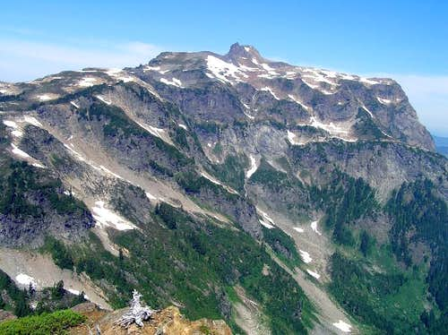 Tomihoy from Yellow Aster Butte