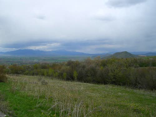 Northern Cache Valley