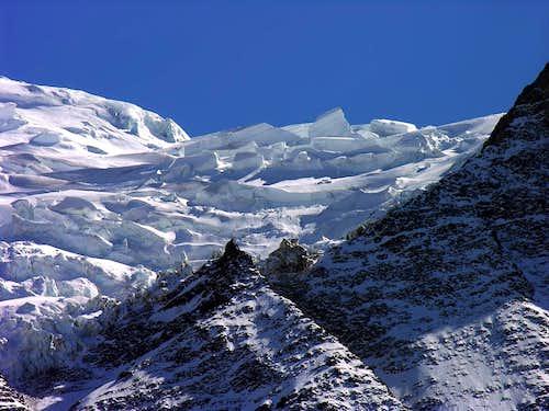 Glacier du Taconnaz (Monte Bianco)