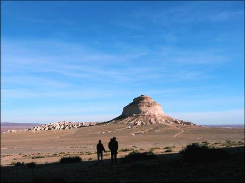 East Pawnee Butte